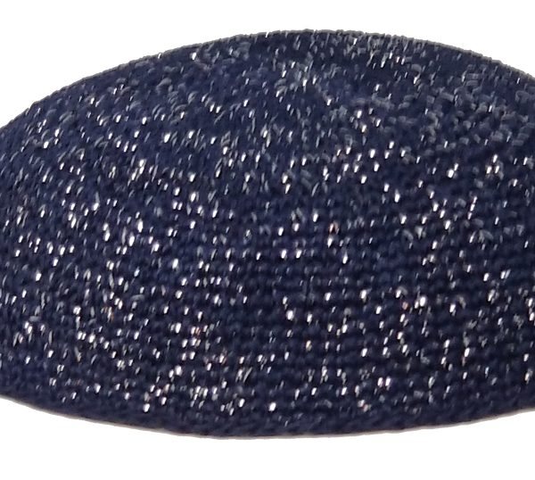 KippaCo Hand Knitted Yarmulke, Knitted Kippah Hat 15 cm 5.9 Inc 190-2-hand knitted kippah, kippah. 100 cotton, Bar Mitzvah kippah, Wedding Kippa